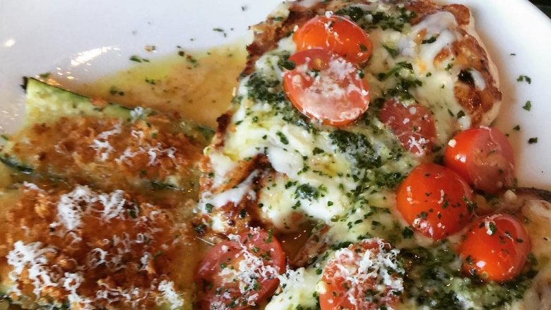 Olive garden dishes that are totally not italian for Chicken parmigiana olive garden