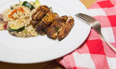 moroccan-chicken-roasted-veggie-couscous