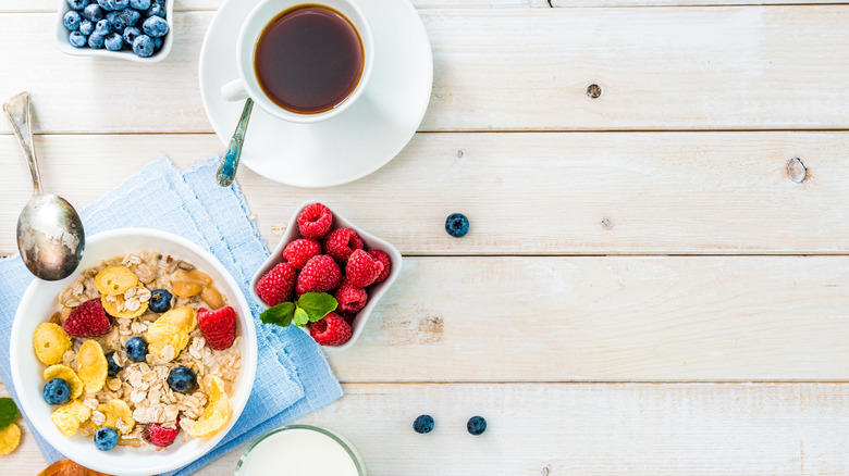 5 Things you should eat for breakfast and 5 you should always avoid