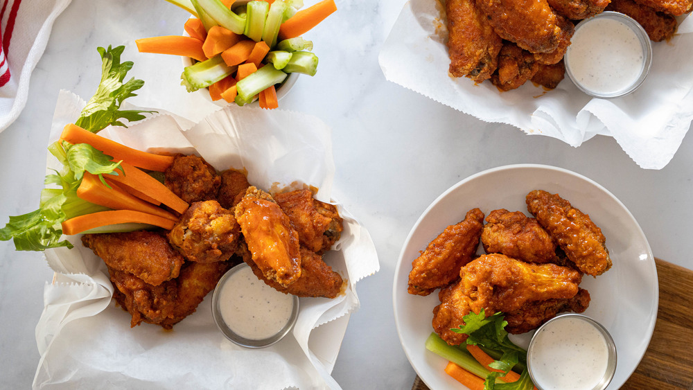 These Buffalo Wings Are Surprisingly Simple