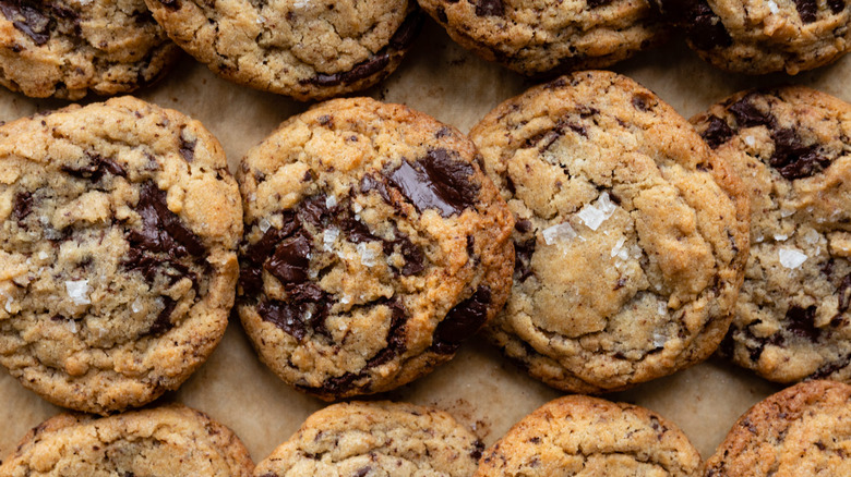 The best chocolate chip cookies you've ever tasted