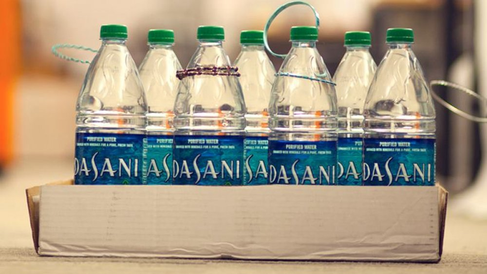 Failures of Dasani in UK