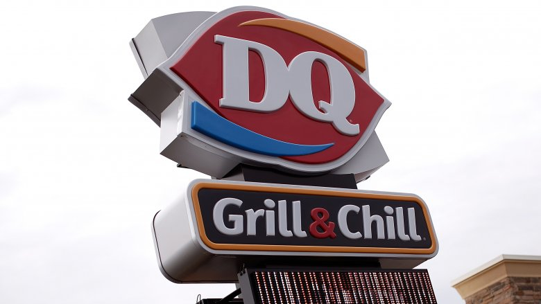 The Funky Ingredient You Never Knew Was in DQ