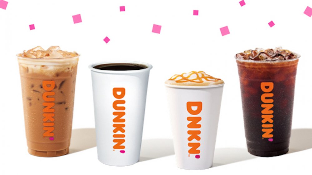 Dunkin' coffee drinks ranked worst to best