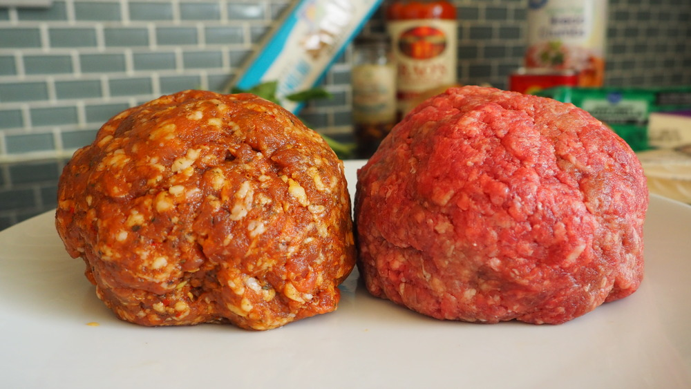 best meat for easy spaghetti and meatballs casserole