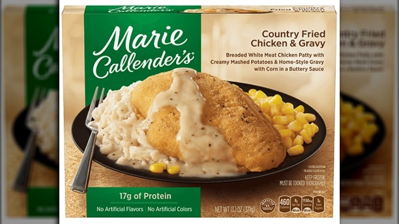 Marie Callender's Country Fried Chicken and Gravy
