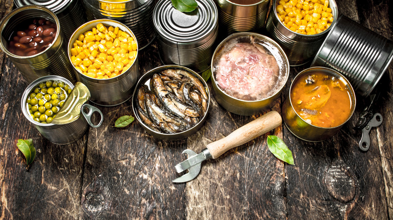 Gross canned foods you can turn into a delicious meal