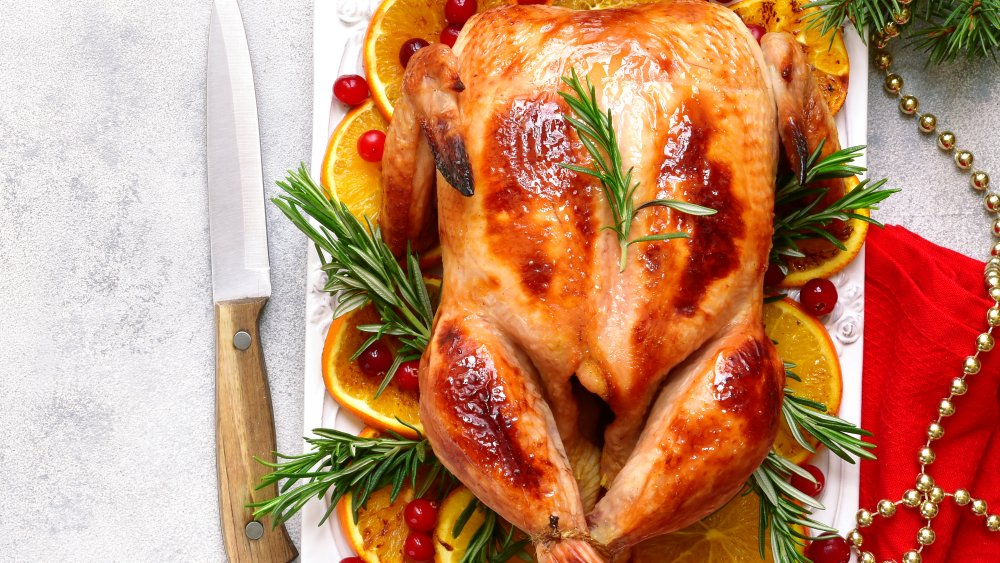 Here's the secret for the perfect crispy roast chicken