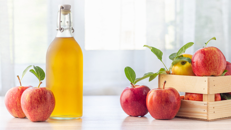 Here's what happens when you drink apple cider vinegar every day