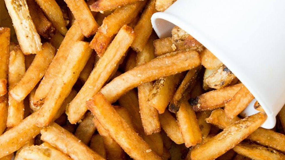 Here's who has the best french fries in fast food