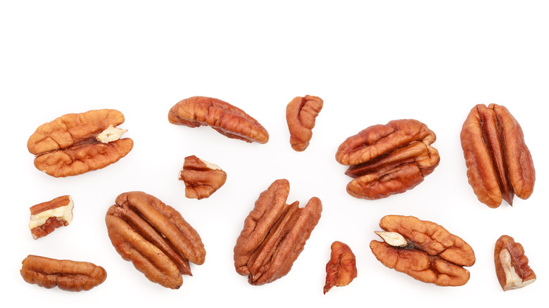 Here's why you should start eating more pecans