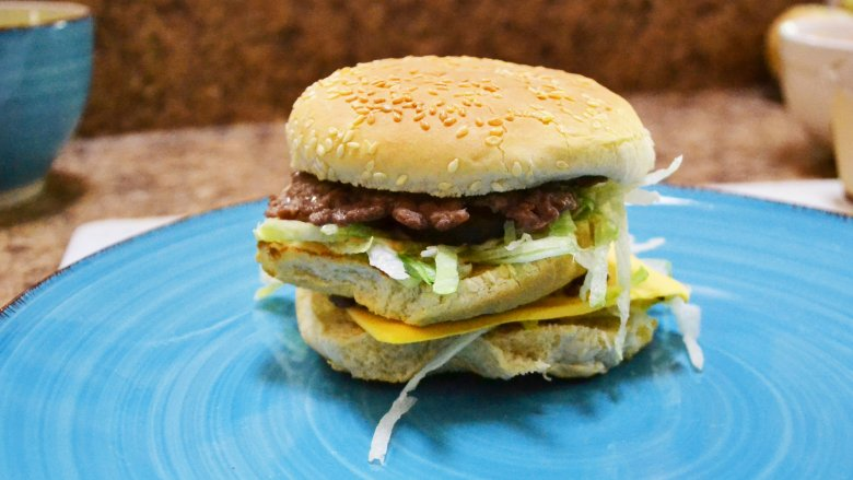 Copycat Big Mac That's Almost Better Than The Real Thing