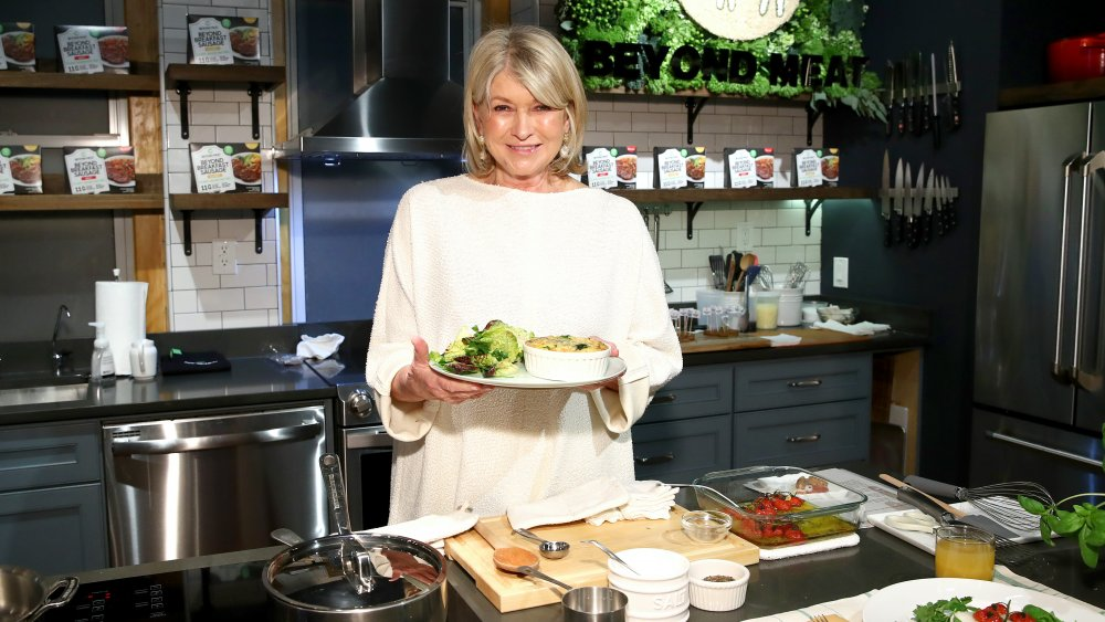 Lies Martha Stewart Made You Believe About Cooking