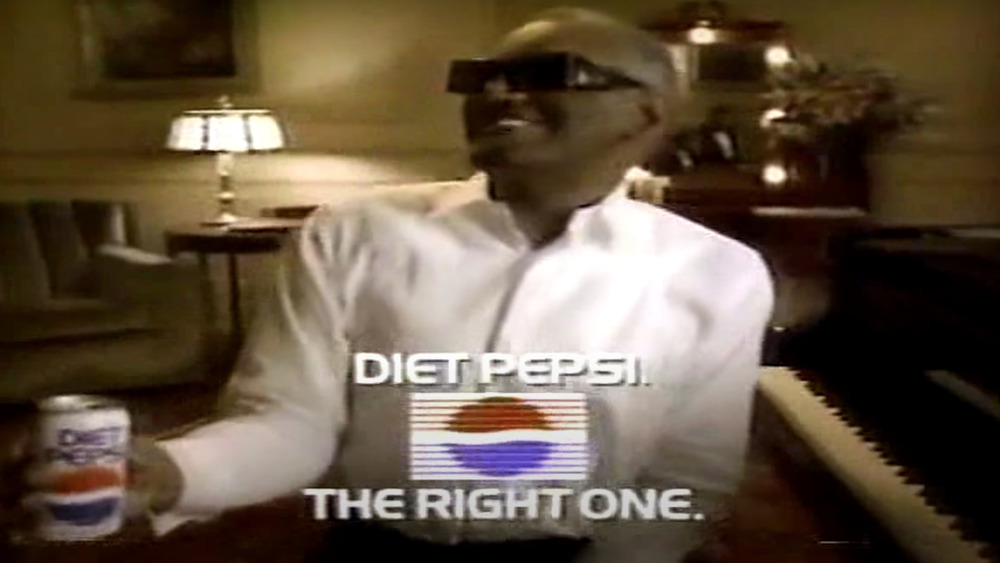 Ray Charles Wise Guy Pepsi super bowl commercial 1990