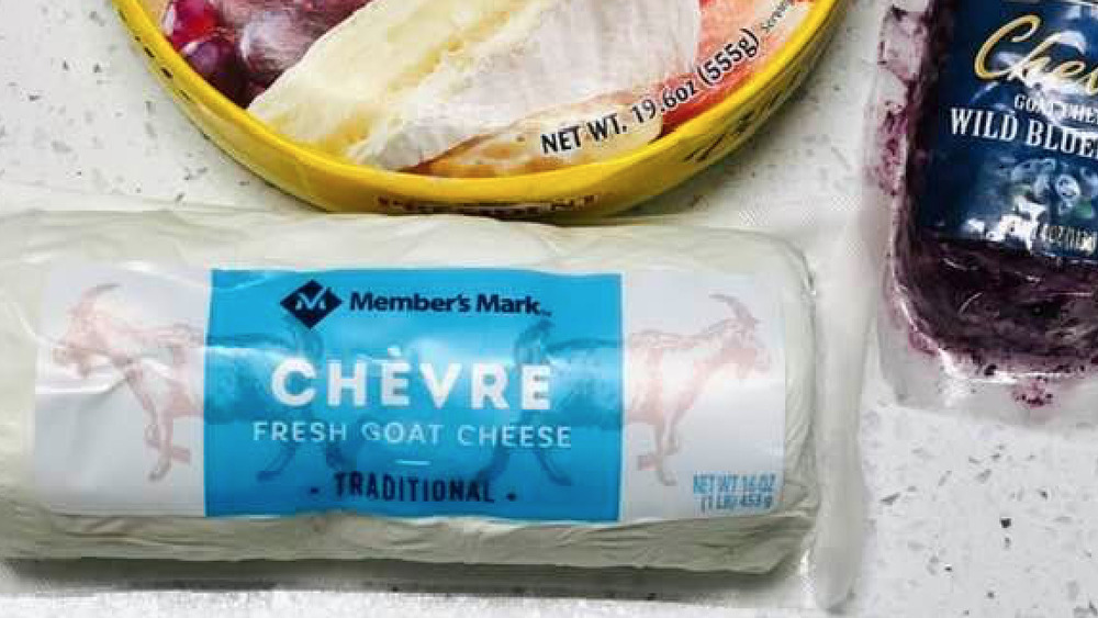 goat cheese from sams club