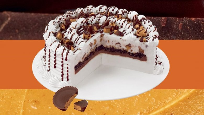 Its Pretty Easy To Make Your Own DQ Ice Cream Cake