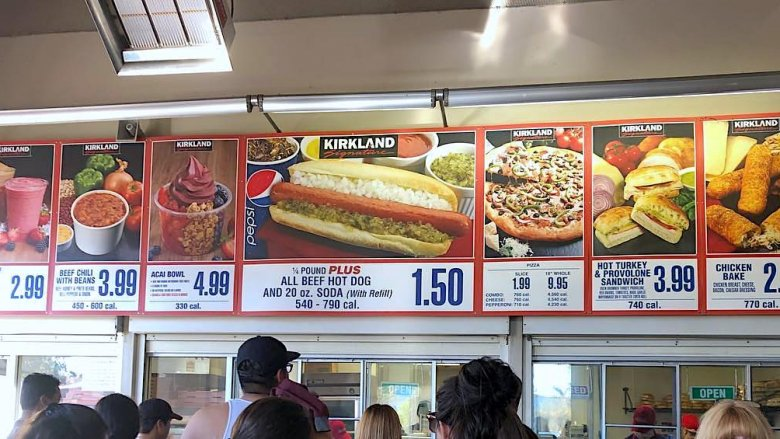secrets of the costco food court