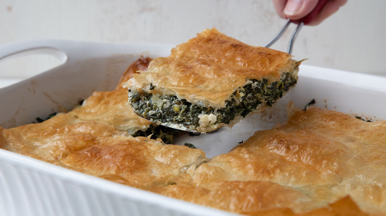The Spanakopita Recipe You've Been Looking For