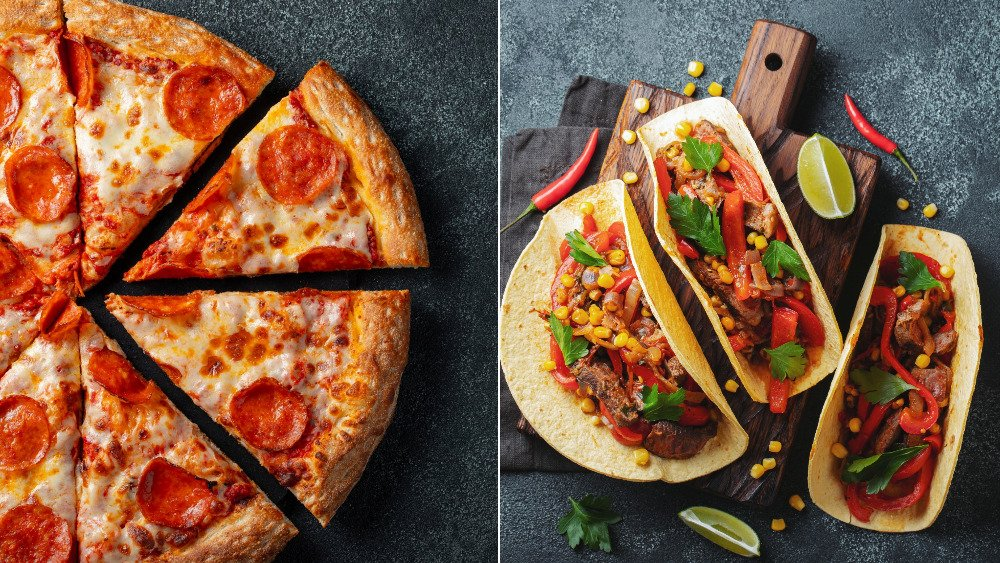 What does Mexican pizza taste like