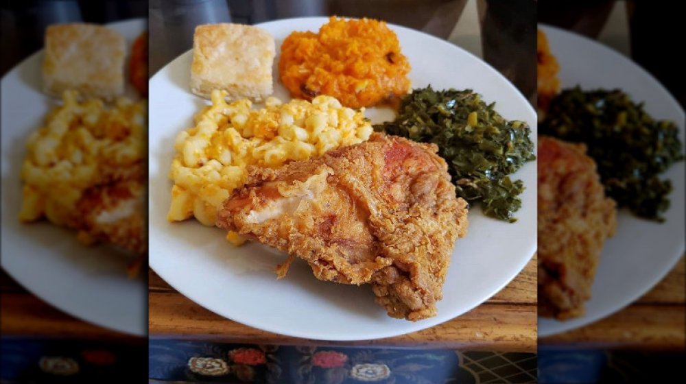 Georgia: Mrs. Wilkes' Dining Room's fried chicken