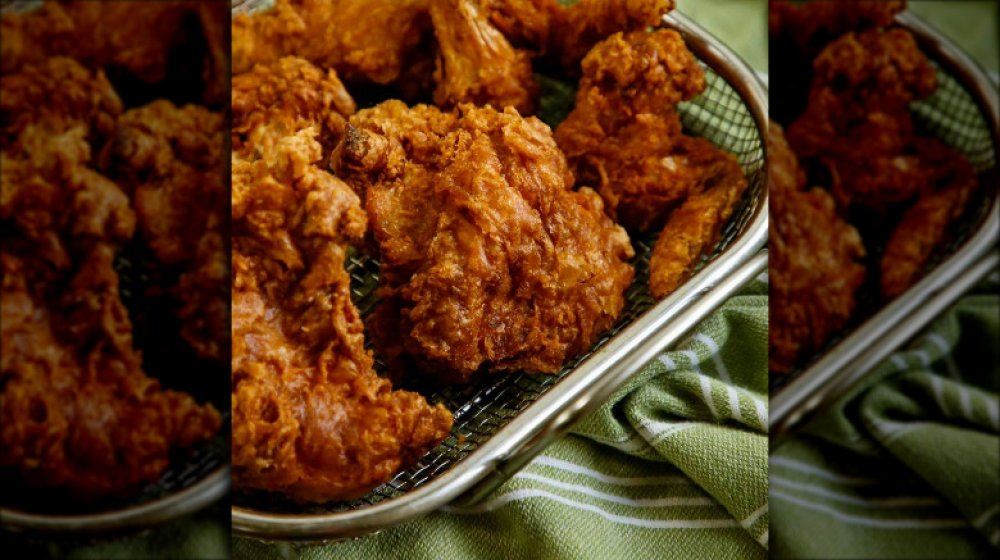 Louisiana: Willie Mae's Scotch House's fried chicken