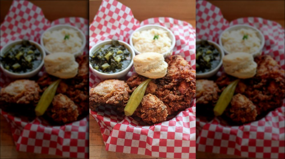 Montana: Roost Fried Chicken's fried chicken