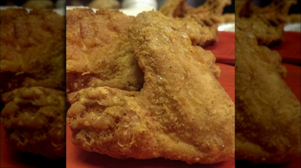 Virginia: Mama J's fried chicken