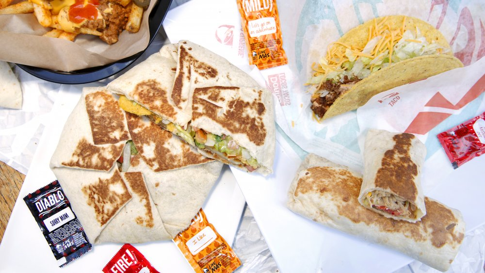 The biggest flops in Taco Bell's history - Mashed
