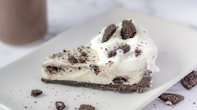 The No-Bake Oreo Cheesecake You Can Make In Minutes