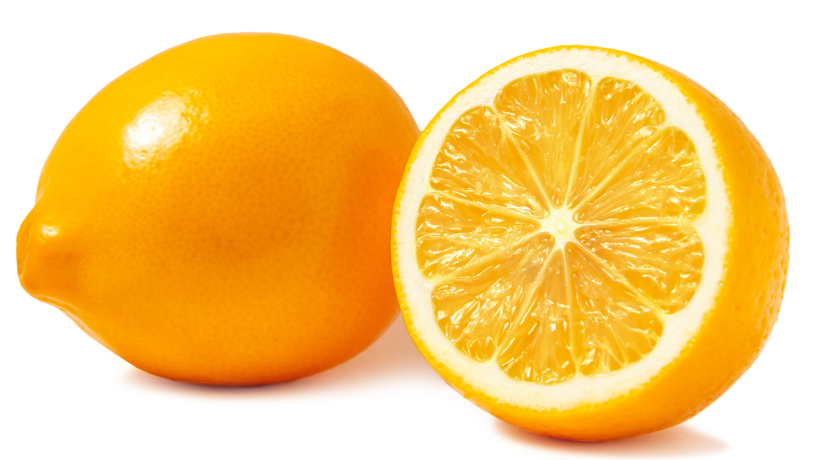 The Real Difference Between Meyer Lemons And Regular Lemons