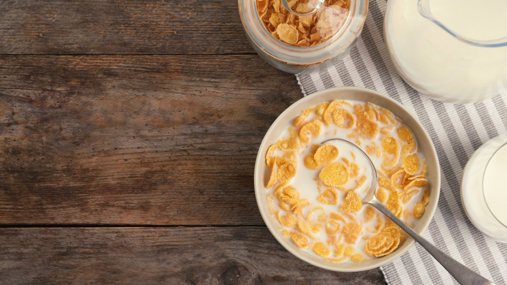 The Real Reason Breakfast Cereal Was Invented - Mashed