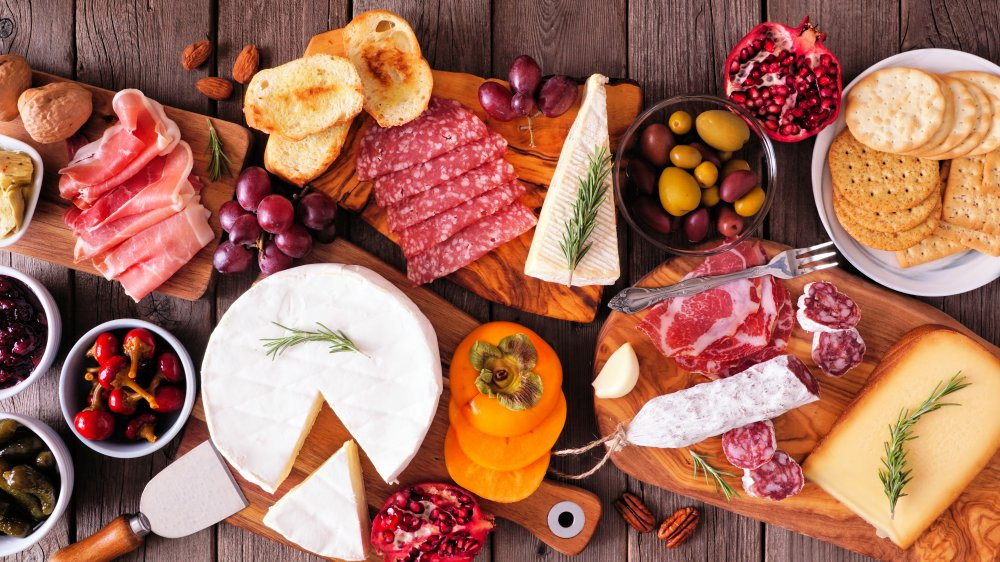 The real reason charcuterie boards are so popular