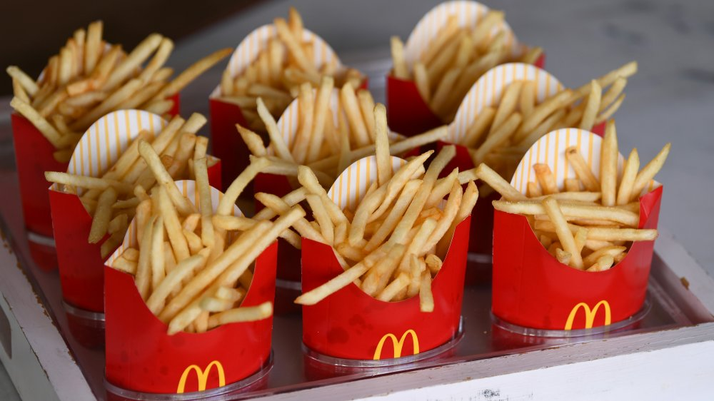 The real reason McDonald's french fries taste different now