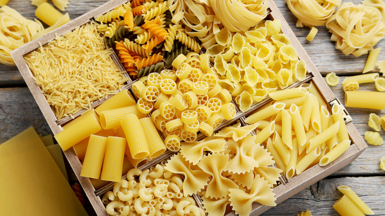 The real reason pasta shapes taste different