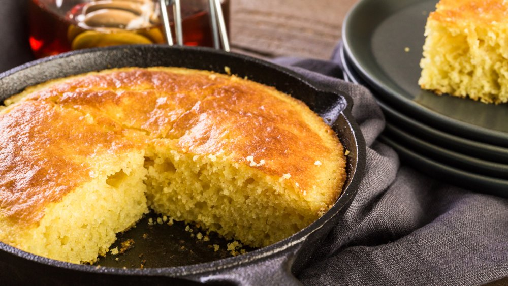 The secret ingredient that makes Southern cornbread so delicious