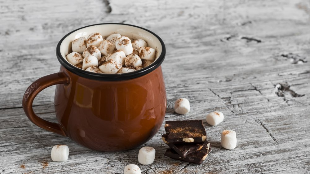 The secret ingredient you should be adding to your hot chocolate
