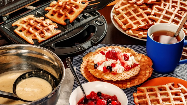 The secret ingredients that will make your waffles incredible