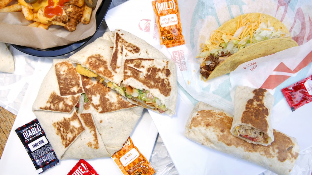 The secret item you can order at Taco Bell - Mashed