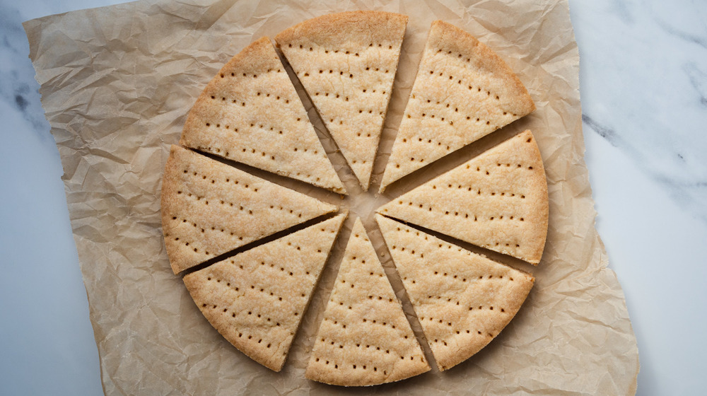 The Shortbread Cookie Recipe You'll Make Again And Again