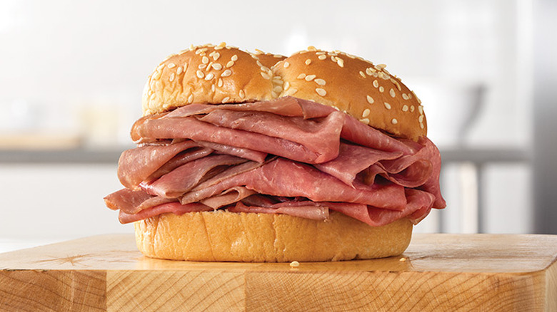 The Most Unique Meats Ever Served at Arby's