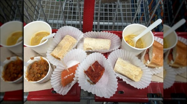 The truth about Costco's free food samples