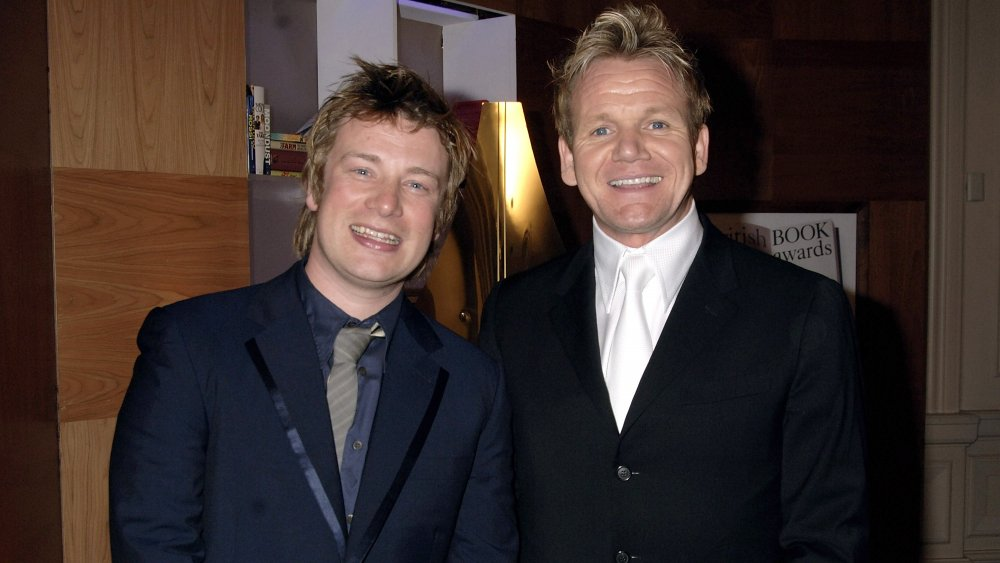 The truth about Jamie Oliver and Gordon Ramsay's tumultuous relationship