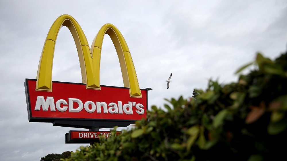 you may be able to get mcdonald's ice cream easier