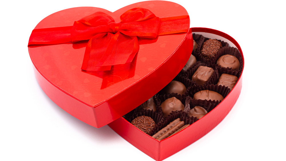 The Valentine's Day Candy That 1 In 3 People Think Is Most Overrated