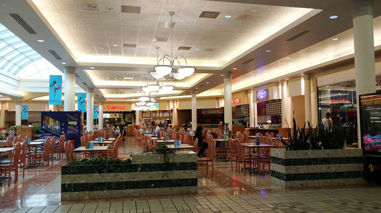 Newark's NewPark Mall to complete major redevelopment, add ...  |Mall Food