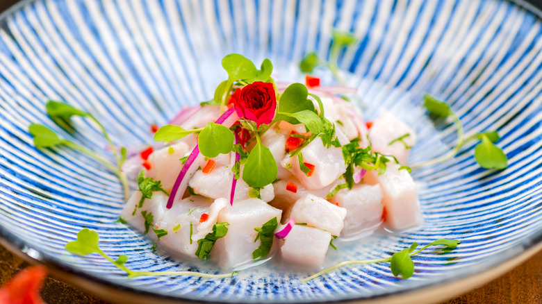 This is the best type of fish for ceviche