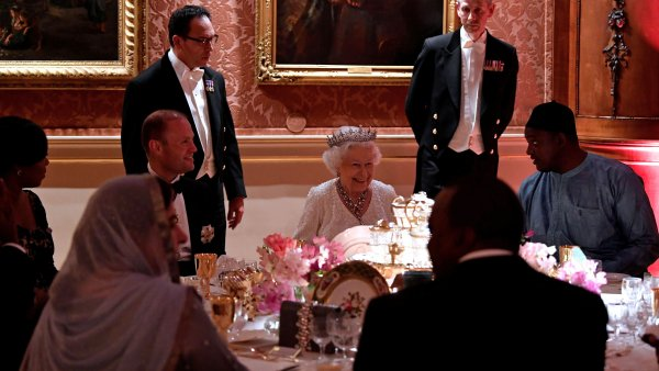 Weird rules the royals have about food