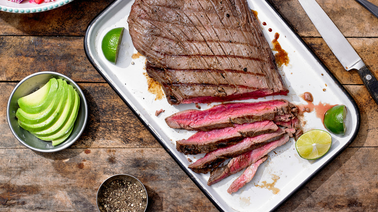 What is flank steak and how do you cook it?