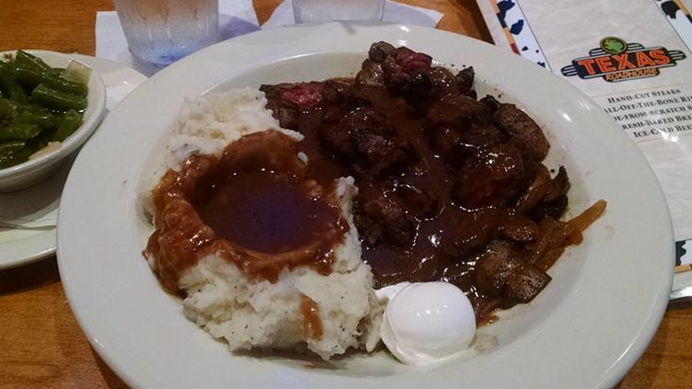 Texas Roadhouse's Beef Tips