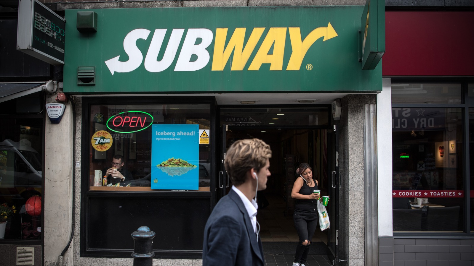 Why This Country Says Subway Sandwiches Don't Technically Contain Bread